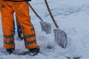 Icy Sidewalk Personal Injury