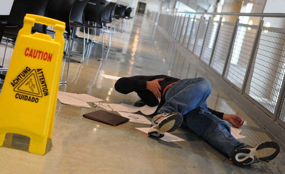 slip and fall in Chicago acident attorney